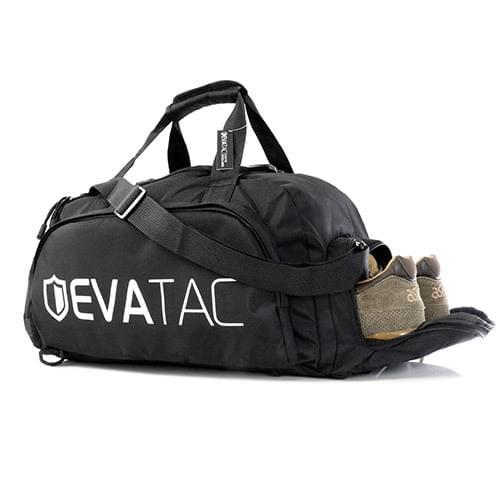 Free Evatac Duffel Gym Bag Offer + Review