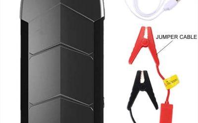 79% Discount: PowerTech 8k Car Jump Starter Pack