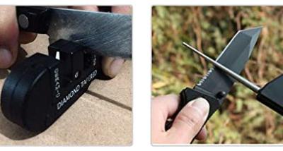 Free Tactical Brotherhood Knife Sharpener Offer + Review & FAQ
