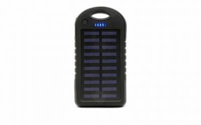 Free Steel River Solar Charger Power Bank + Review & FAQ