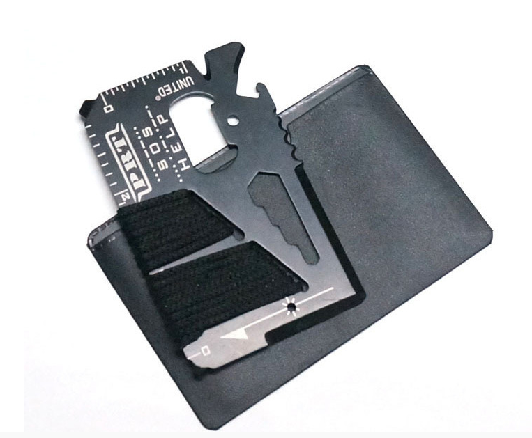 Free Tactical Brotherhood EDC Survival Card Offer + Review & FAQ