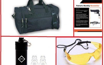 Free 4 in 1 Alpha Shooter Duffle Bag + Review & FAQ