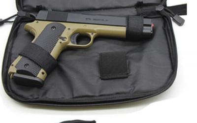 Free Portable Pistol Bag Offer + Review & FAQ