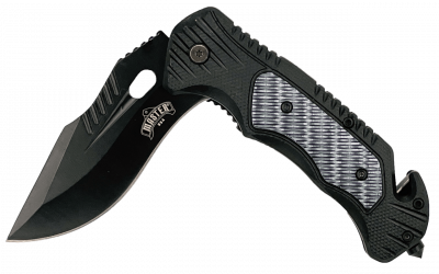 """Free """"Midnight"""" Tactical Rescue Knife Offer + Review & FAQ"""