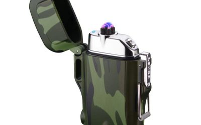 Best Electric Plasma Arc Lighters for Camping