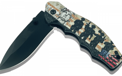 """Free """"Those Who Served"""" Tactical Knife Offer + Review & FAQ"""