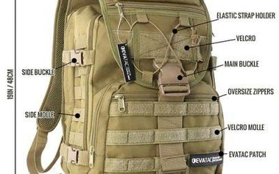 45% Discount: Evatac Combat Bag