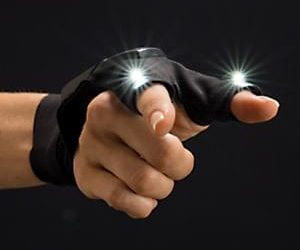 Free Fingerless LED Light Gloves from Ape Survival
