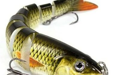 Free Segmented Fishing Lure from Ape Survival