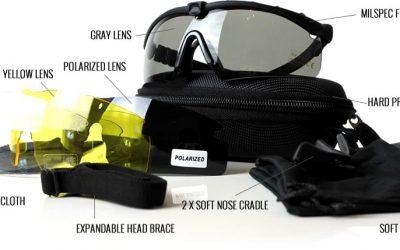 82% Discount: Milspec Tactical Eyeware