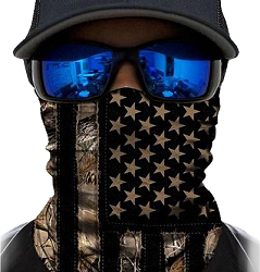 Free American Woods Face Shield